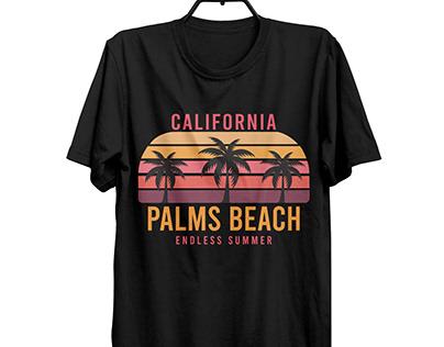 california palms beach endless summer