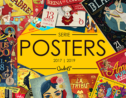 POSTERS 2017-2019