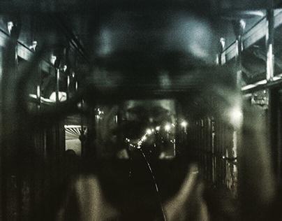 Through The Window…..