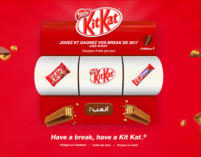 Kitkat The game