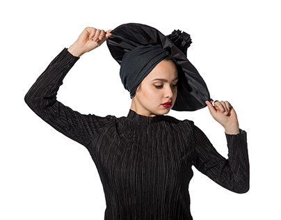 RHOMBUS_Hat_Fashion Design
