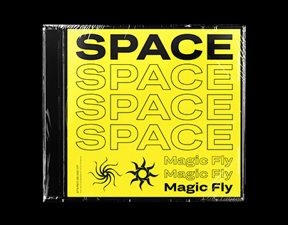 Magic Fly - CD