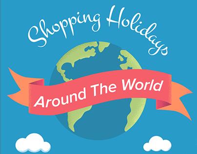 Shopping Holidays Around The World