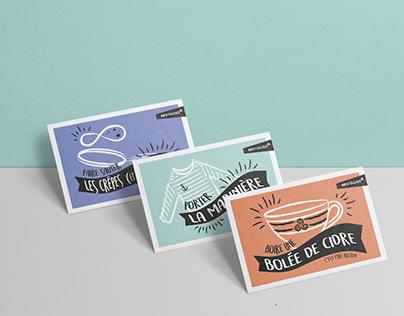 Britanny Postcards
