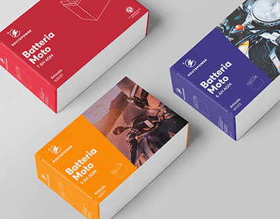 Routepower - Brand and Visual Identity