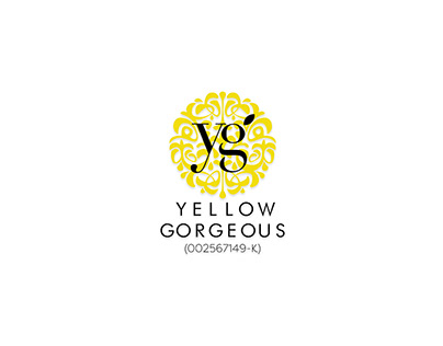 Yellow Gorgeous Rebranding