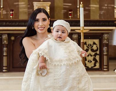 Yamil - Baptism