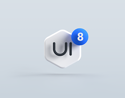 UI8 3D Icon for Mac OS Big Sur