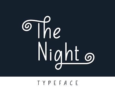 The Night Typeface (Free)
