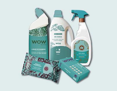Packaging - Productos de limpieza standard