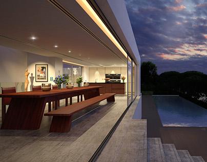 Serenity House - Inspired from DBALP architect Bangkok