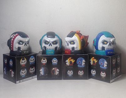 Kosmo Heads Toy