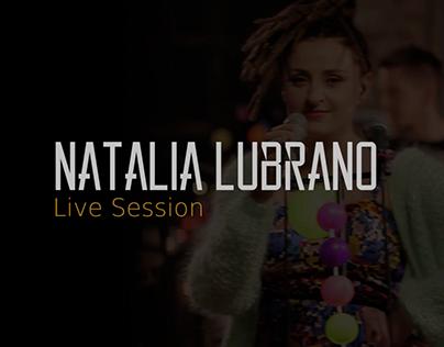 Natalia Lubrano Live Session