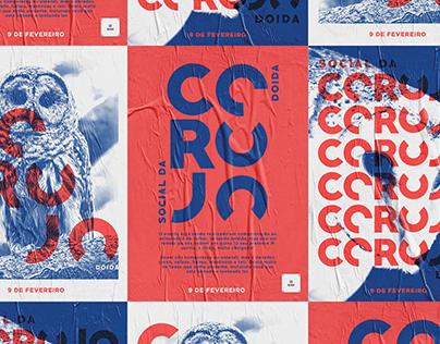 Social da Coruja - Branding