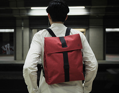 Fasten & Go series - A backpack for all occasions