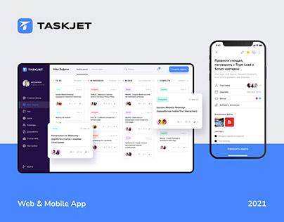 TASKJET – Task Management Tool