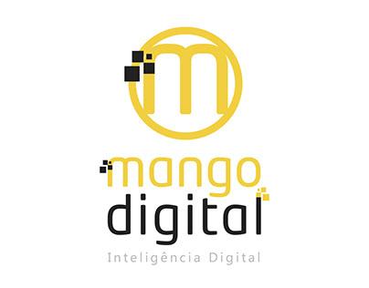 Mango digital logo
