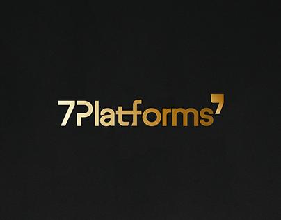 7 Paltforms - Brand Identity