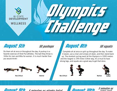 Bi-State Development 2016 Olympics Challenge Campaign