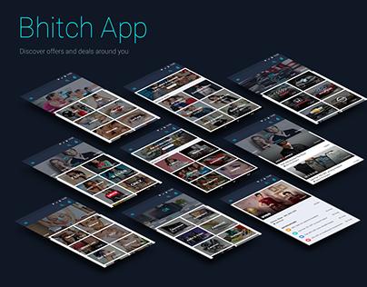Bhitch App