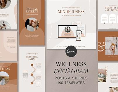 Instagram Template Kit