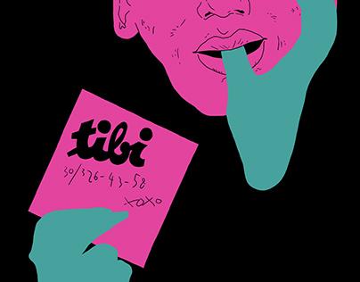Tibi- EXHIBITION