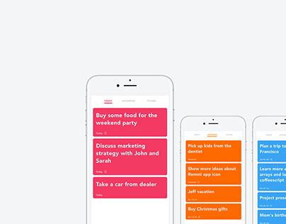 Remmi | app & prototype