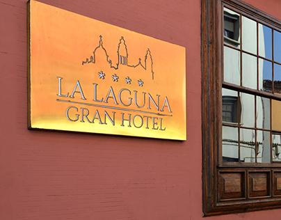 Señalética La Laguna Gran Hotel