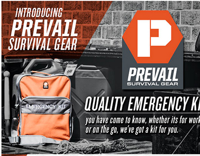 Email Marketing Campaign: Introducing Prevail