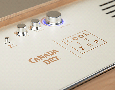 Canada Dry - FAXXI 19 Design Products