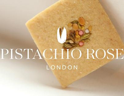 Pistachio Rose London Branding & Packaging