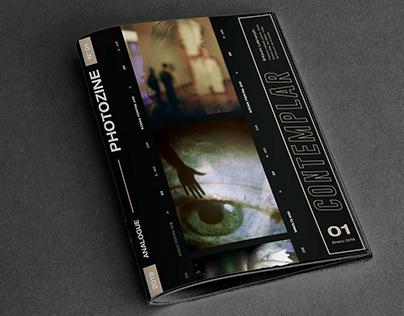 01 Analogue Photozine - CONTEMPLAR