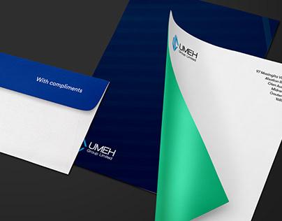 Umeh Group Brand Identity
