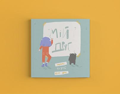 """Children's book """"My friend"""""""