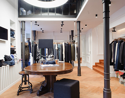 FrankY boutique Warsaw