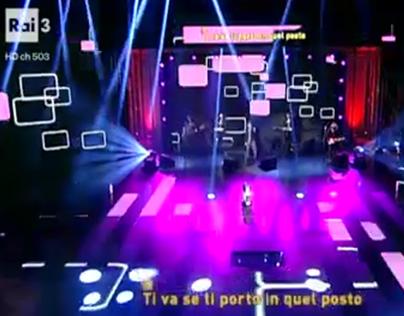 """""""Stato Sociale"""" Che Tempo Che Fa - Rai 3"""