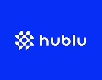 Hublu Brand Identity