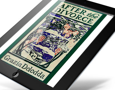 After the Divorce by Grazia Deledda - Augmented Ebook