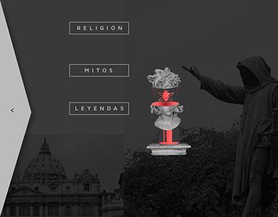 Roma Universe * Web Design
