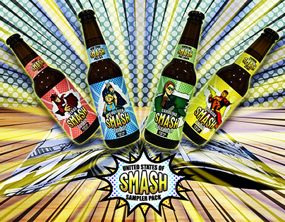 United States of Smash Beer