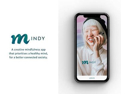 Mindy App Concept
