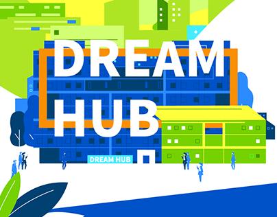 Dream Hub|雲科大產學研究總中心介紹影片