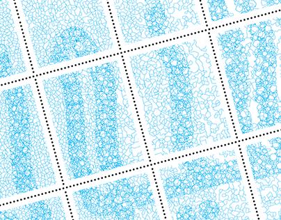 Siwa Postage Stamps