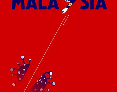 Malaysia Prihatin Poster Design