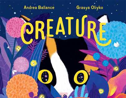 Creature by Andrea Ballance, Flying Eye Books