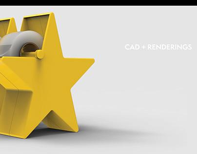 CAD + Renderings