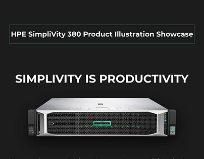 HPE SimpliVity 380 (Electronic Direct Mailer)