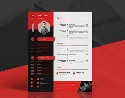 XPro - Modern Resume Template