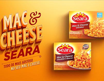 SEARA - MAC&CHEESE