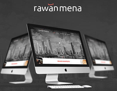 RawanMena UAE Agency Website